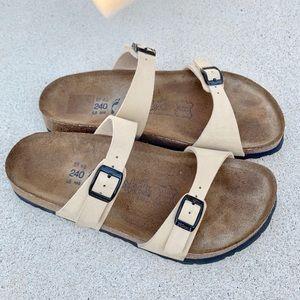 Birkenstock Birkis Tahiti Sandals